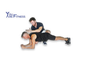 Plank You Are Fitness Addominali Luca Stabile